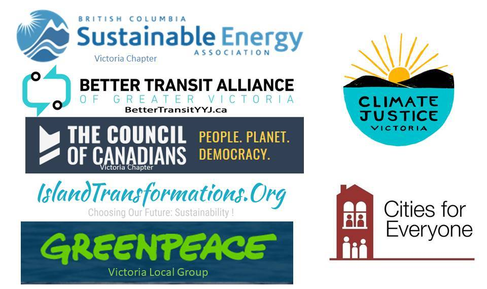 Open Letter to CRD Board on Transportation and Climate Motions